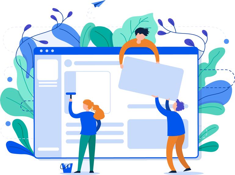 freelancers in Web Designing Development
